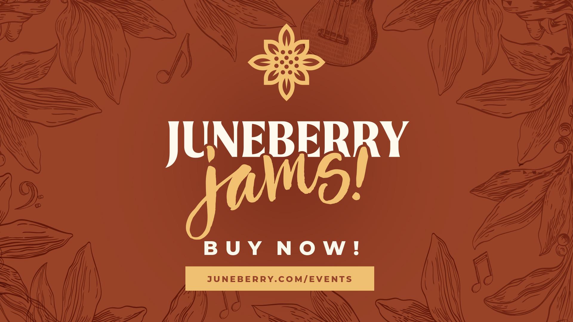 Juneberry Jams